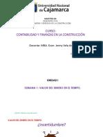 SEM5-VALOR DEL DINERO EN EL TIEMPO