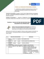 6.  Taller 06  Ficha Textual  (SOLUCION)
