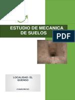 TEST DE PERCOLACIÓN-EL QUENGO
