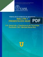 Rúbrica Evidencia RETO 2 PIA 1. UA Desarrollo y Transferencia de Tecnología. (1).docx