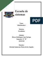 Distribución t Tarea Luis Enrique Rivera Rodriguez