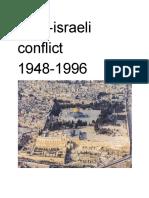 Arab Israeli 1948-1996