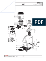 Gaggia MDF Parts Diagram
