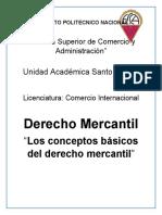 Los Conceptos Basicos del Derecho Mercantil