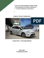 Toyota Prius - Caderno Técnico Colaborativo POLI USP