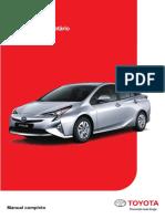 Manual do Proprietário Prius