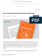 10 Steps_ How to Write a Business Proposal [NEW Templates - 2020].pdf