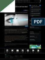 Forscher_ Blaues Bildschirm-Licht kann blind machen - PC-WELT