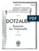 IMSLP10870-Dotzauer_-_exercises_for_violoncello_book_I-1