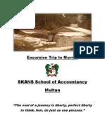 SKANS School of Accountancy Trip Report
