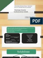 Studiul Individual 1 Tehnologie