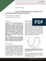 ApplicationNoteNT-PR-004-Qualitycontrol