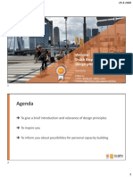 Dutch Bicycle Infra Webinar - handout April 2020