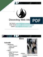 BlackHat DC 09 Valsmith Colin Web Attack Disection Slides