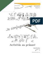Activités-conjugaison