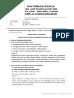 UAS 2020_Manajemen Keuangan_LASIMAN