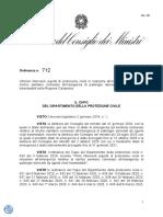 Ocdpc n. 712 Medici in Campania assunzioni per Covid