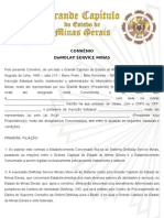 DEMOLAY SERVICE