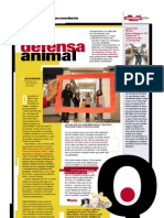 Defensa animal (Suplemento Q), PuntoEdu. 09/10/2006