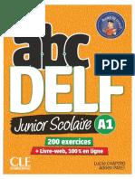 Carte PDF Junior Scolaire