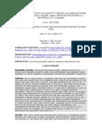 United States Fidelity & Guarantee v Petrolio Brasiliero