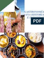 GASTRONOMIA PERUANA HISTORIA E IDENTIDAD