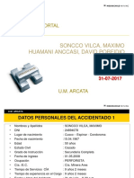 Presentacion Accidente Mortal Arcata_difusion