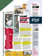 Road movie en el colca (Suplemento Q), PuntoEdu. 25/09/2006