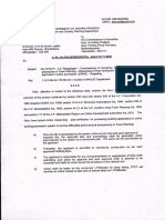 Transparancy of Procedures in Town Planning - Dispensing of Post Verification in Respect of Buildings_0001