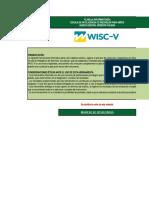 Planilla Informatizada WISC V.xlsx