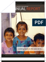 2010 Christian Freedom International Annual Report