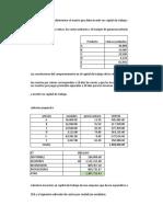 Inversiones en proyectoss