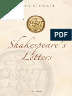 Alan Stewart - Shakespeare's Letters-Oxford University Press, USA (2009).pdf