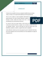 INFORME DE TOPO N 05