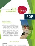 Analisis de informe de sostenibilidad