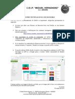 Información a las familias ROBLE aspectos técnicos.doc
