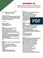 DiplomadoPoliticaExteriordeMexico - Síntesis- (2)