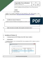 TP - Installation logicielle Windows10.doc