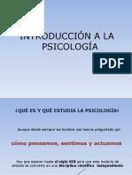 introduccion a la psicologa