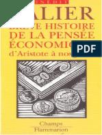 Breve história do pensamento econômico