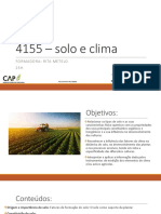 4155 solo e clima