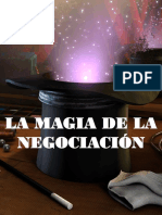 libro sobre las negociaciones