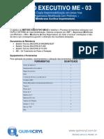ME03 - Sistema de Dupla Impermeabilização em áreas frias MAI - 9 pags