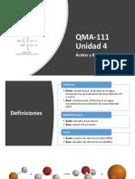 QMA-111 Unidad 4 2019