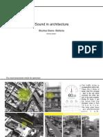 Sound in architecture.pdf