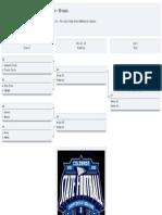 2020 Colorado high school state 8-man football bracket