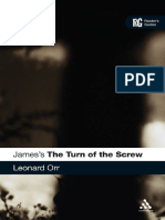 (Continuum Reader's Guides) Leonard Orr - James's The Turn of the Screw-Continuum (2009)
