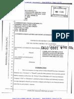 KEYSTONE AUTOMOTIVE INDUSTRIES, INC. v. ACE AMERICAN INSURANCE COMPANY Complaint