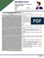 P01070902_9 AVALIAÇÃO DE PORTUGUÊS 9º ANO 3º BIMESTRE