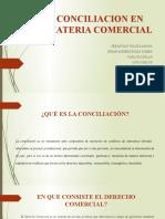 CONCILIACION EN MATERIA COMERCIAL